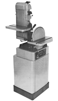 Delta 6 Quot Belt Amp 12 Quot Disc Sander Operator Amp Parts Manual