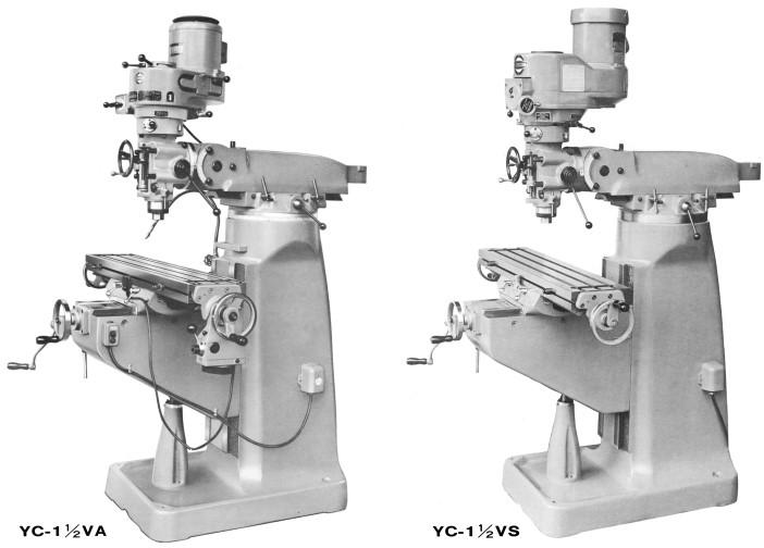 supermax milling machine parts