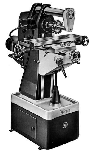 Rockwell Horizontal Mill Parts Operator U0026 39 S Manual