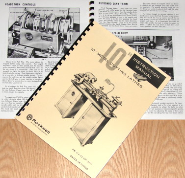 turret milling machine operation manual