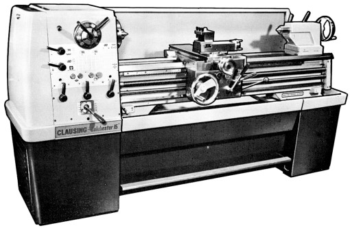metal lathe wiring diagram clausing colchester 15  8000 series    metal       lathe    operating  clausing colchester 15  8000 series    metal       lathe    operating